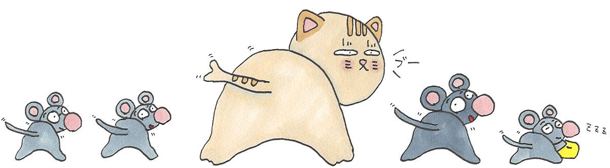キャラクター タイトルロゴ